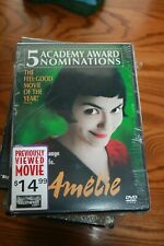 Amelie - Dvd - New And Sealed!