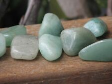Green Aventurine Crystals Polished Tumble Stones x 5 Pieces - Omni New Age