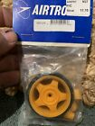 Vintage airtronics sanwa transmitter wheel NOS New In Package (Yellow)