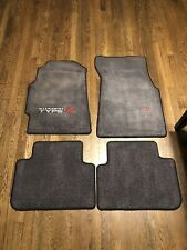 Genuine OEM 2005-2006 Acura MDX Moon Lake Gray Carpet Floor Mats