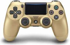 Mint Original Sony PlayStation4 PS4 DualShock4 Wireless Controller Gold