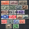 RUSSIA 1933-1934 USSR RUSSIAN SELECTION OF USED STAMPS