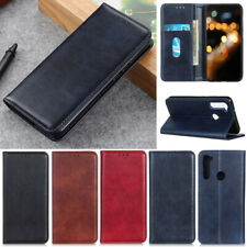 Litchi Wallet Leather Flip Case Cover For Xiaomi Redmi K30 K20 8A Note 8 Note 7