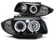 RINGS HEADLIGHTS LPBM80 BMW 1 SERIES E87 E81 2004 2005 2006 2007 2008 2009-2011