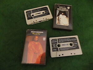 Cassette: DEMIS ROUSSOS Happy to be & Fire and ice X2 POP World Greece
