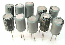1000uF 10V Radial Lead Electrolytic Capacitors: Small Size: 10/Pack: Great Price