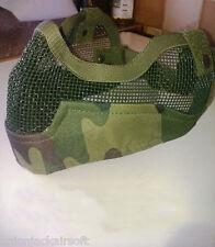 Airsoft TMC Spartan Camo Multicam Mouth Guard *UK SELLER*