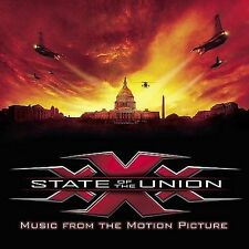Xxx: State of the Union (Clean Version) [us Import] CD (2005)
