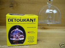 Detourant Ant Moat for Hummingbird Feeders Protect and Save Nectar