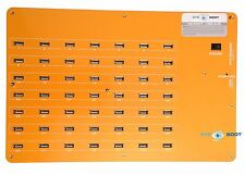 Eyeboot 49 Port USB 2.0 Hub 24P ATX PSU 110v/220v