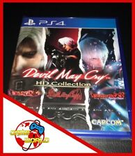 DEVIL MAY CRY HD COLLECTION - PS4 Playstation 4 - ITALIANO - Nuovo - OFFERTA
