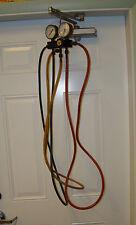 "Generic HVAC Manifold Gauge 3 Color 6"" Hoses Refrigerant Diagnostic Tools"