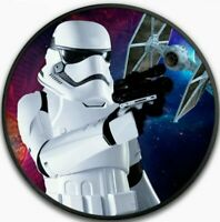 2018 Niue Star Wars STORMTROOPER Ruthenium 1oz .999 Silver Coin - Box & COA