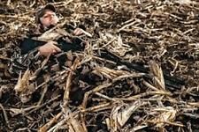 Beavertail Blanket Chisel Plowed Field