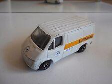 "Corgi Ford Transit ""Lufthansa"" in White"
