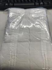 """Pillow sham white 20""""x 26"""""""