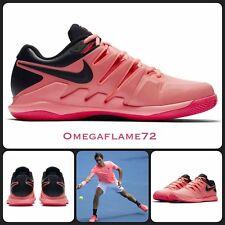 Nike Zoom Vapor X, Federer Tennis Shoe Sz UK 8, EU 42.5, US 9, AA8021-660