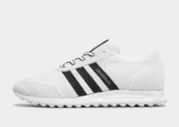 Adidas Originals LA Trainer Textile Mens Trainers White Black All Sizes New