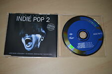 The best of Indie pop 2 (6 Tracks). CD-Single PROMO (CP1704)