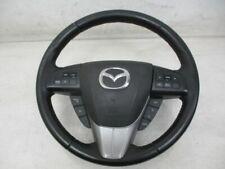 Steering Wheel Multi Function Leather Mazda 3 (Bl) 1.6 Mzr-Cd