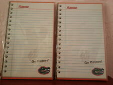 Florida Gators Pads of Paper 2 pkgs 100 sheets per pkg NIP