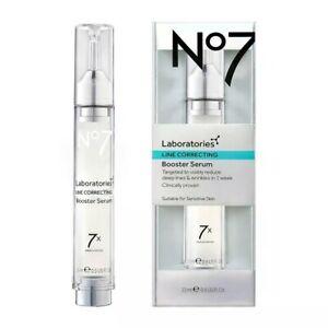 No7 Laboratories Line Correcting Booster Serum - 0.5oz
