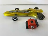 Vintage 1/24 Dynamic Slot Car Chassis w/ THINGIE CLASSIC ASP Body 1960s + Motor