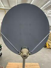 4 * Prodelin Satellite Antenna System, 100 cm, Professional Rx Only antenna