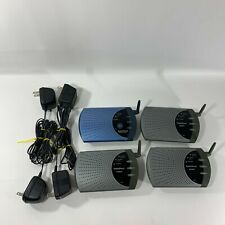 4 Radio Shack 900mhz Wireless Intercom System 43-124 & 43-3102