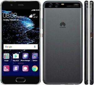 Huawei P10 64GB Black  4G Smartphone Dual SIM LEICA CAMERA Unlocked