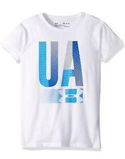 Under Armour Girls Multiplex Logo Short Sleeve Tee YXL