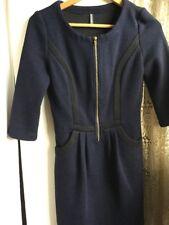 Vestido De Naf Naf.   Talla 36 Largo 89 Sisa A Isa. 47