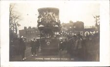 Kingston on Thames. Opening Trams March 1 1906.