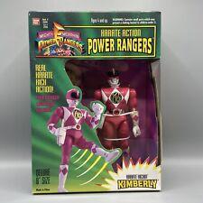 1994 Bandai Mighty Morphin Power Rangers Karate Action Power Ranger Kimberly