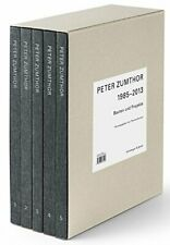 Peter Zumthor 1985 2013 German, Durisch, Binet, Danuser, Fl..