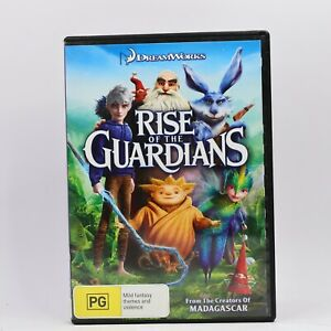 Rise Of The Guardians (DVD, 2013) R4 Movie PAL Good Condition