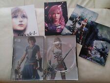 Final Fantasy 13-2 boitier + steelbook collector PS3 (sans le jeux)