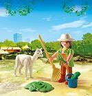 PLAYMOBIL® 4944 - Tierpflegerin mit Alpaka - NEU + OVP ! ! !