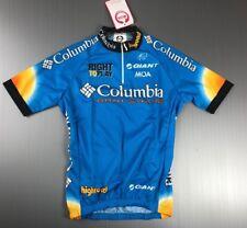 COLUMBIA CAVENDISH NALINI MOA PRO CYCLING SHORT SLEEVED JERSEY MAILLOT S