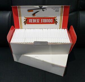 CLEARANCE 1890 ROLLO RED ULTRA SLIM Tobbacco Cigarrette filter tube Memphis