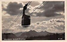 B9951 Schwebebahn Mariazell Burgeralpe Cable Tramway