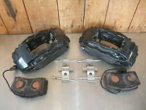 Audi S8 D2 A8 2001 4.2 V8 360 BHP Brembo Front Brake Calipers Pair Good Cond.
