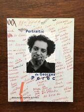 Portrait(s) de Georges Perec - French Edition by Paulette Perec