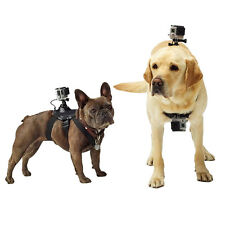 Hound Dog Harness Chest Strap Belt Mount for Go Pro GoPro Hero 4 3+ 3 2 Camera