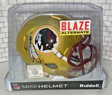 New ListingWashington Redskins Blaze Alternate Retired Logo Speed Football Mini Helmet Httr