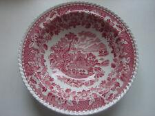 Dessertschale, 16cm, Wood's Burslem England, Seaforth rot, mehrere