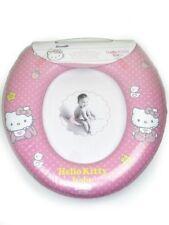 'Hello Kitty Baby' Kinder Gepolstert Toilettensitz Weich Töpfchen Training Bade