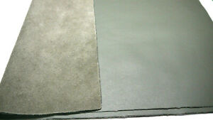 """Large Leather panels 4 Pieces 2 colors Top Quality Large 18"""" x 24"""""""