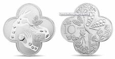 2016 EXCELLENCE - VAN CLEEF & ARPELS 10 Euro 22,2 g ARGENT SILVER BE PP PROOF