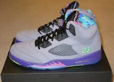 Nike Air Jordan Retro V 5 Bel Air Fresh Prince Grape 4 Bred 9 Oreo Cool Grey 15